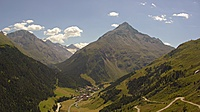 Webcam - Blick auf Vent / Vent / Österreich